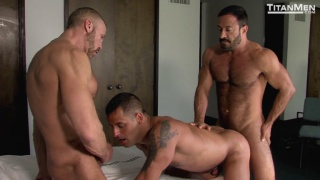 Silverlake david benjamin, dallas steele & vinnie stefano