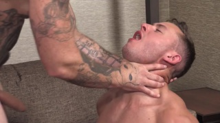 He Likes It Rough & Raw with Brenner Bolton & Gage Unkut
