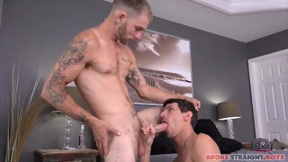Dakota Ford fucks Mikey Raw with his long dick