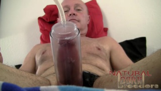 pump-n-cum with STONE DIXXXON & REX WOOD