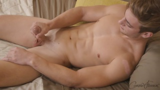 msucled stud Kip in first JO video