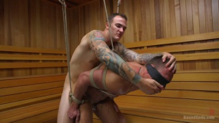 Brian Huggins trained in Christian Wilde's dungeon