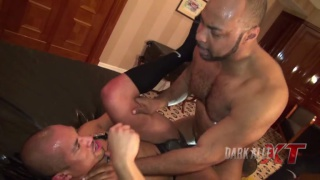 Black Dick Ass Beatdown with Ray Diesel and Tiago