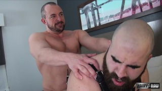 Eric Schwanz bare fucks Jean Paul