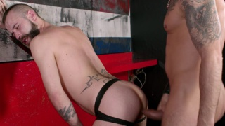 BIG COCK MASTER with MAX TORO and ANGEL GARCIA