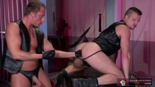 Obsessive Fisting Disorder with Brian Bonds and Preston Johnson