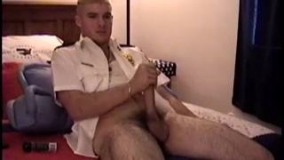 Sucking Off Soldier Boy CJ