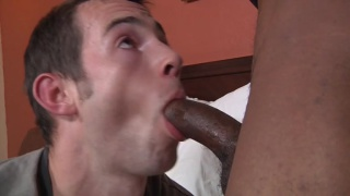 Rich Storm gets serviced by Tyler McDaniels