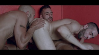 DOMINATING MY DAD'S PAL with ALEC LOOB and AARON LAUTNER