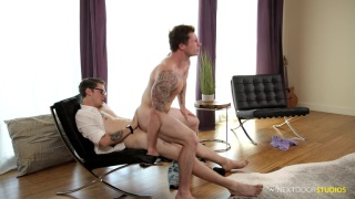 Straight Therapy with Markie More and Blake Barnes