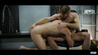 Mesmerized with Colby Keller and Wesley Woods