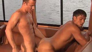 manly heat quenched with Jherrad Lopez and Corbin Michaels