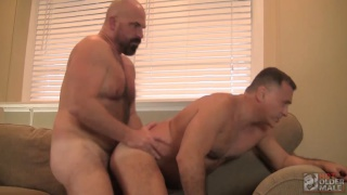 homemade porn with REAL COUPLE GIOVANNI AND VINO