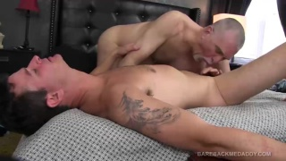 Hard Cash For Barebacked Ass with jake edwards and jackson cross