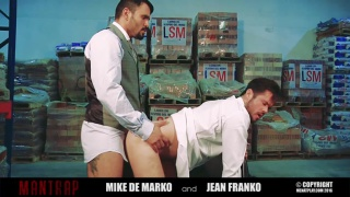 MANTRAP with JEAN FRANKO & MIKE DE MARKO