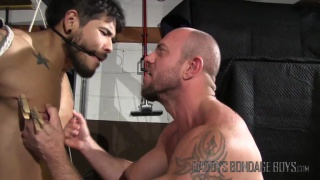 Breaking and Entering Part 7 with draven torres and matt stevens