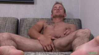 Kevin Reed has a gorgeous cock