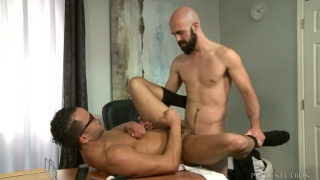 My Assistant Is A Porn Star with Javier Cruz and Lex Ryan
