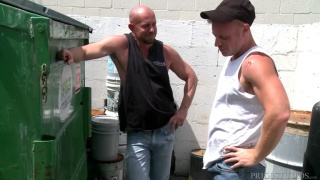 Unloading At Work with Matt Stevens and Saxon West