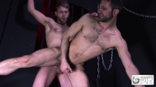 Bondage with nathan raider