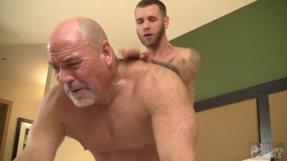 Daddy Leo Loves Hot Boy Cock