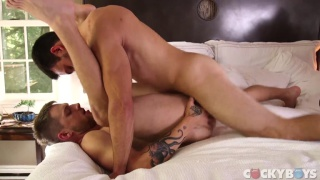 One Erection: Nailed Him with Tayte Hanson & Jason Maddox