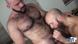 beefy Marco Bolt fucks Nixon Steele