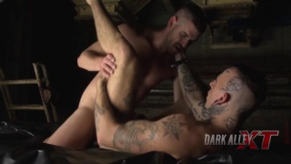 Industrial Load with Pigboy and Kieran