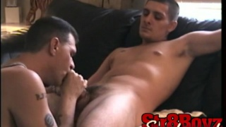 His First blowjob