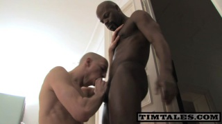 Monster cock Double fuck
