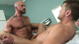 Exam Room Fuckers 3 with Jessie Colter fucking Jack Andy