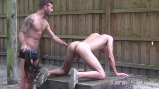 Whipping Post and More, Part 7 with  Master Dean Daniels& Preston Lee