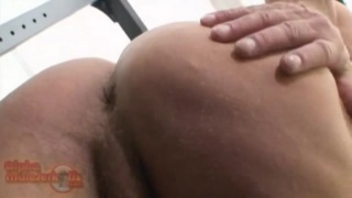 Uncut Gym Wank Off