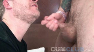 Country Boy Cum Swallow with walker