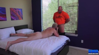 Tyler Reed bareback fucks Lion Reed