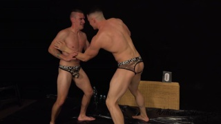 Wrestling with Erik Janak and Oto Useda