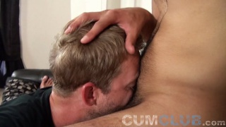 Hot Junk In My Face with aaron french & toman