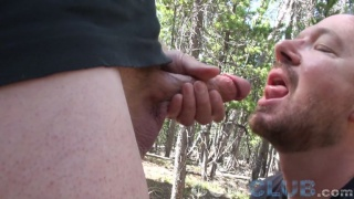 Double Mountain Cum Swallow with seth chase & aaron french