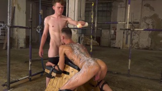 The Cute Twink Is In Charge with Leo Ocean & Max London