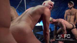 Pig Week Orgy Part 1 with ray diesel and sean harding