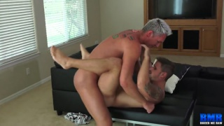 Silver Steele fucks Jackson Reed