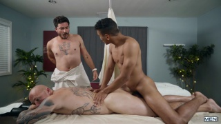 Spread At The Spa with Mateo Fernandez & Trevor Laster