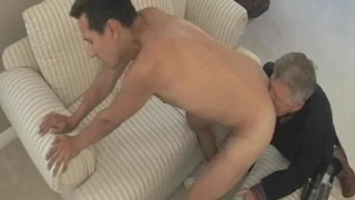 Horny Daddy and latino lover