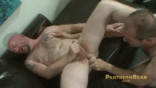 Dildo Play with Troy Scott and Rick Wade
