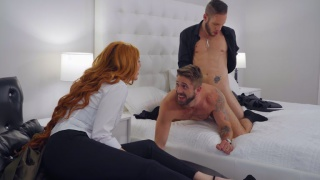 In And Outsourcing with wolf hudson fucking wesley woods