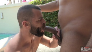 Ray diesel fucks Jake morgan at Hot Older Male