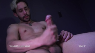 JASPER STONE jacks off in COCK 2 at TIM Jack