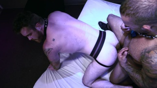 Pups with Scott Ambrose & Lorenzo Flexx