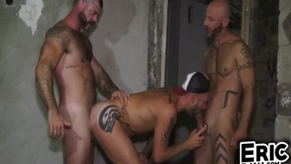 Taken by Two Guys in a Basement with Aymeric deville