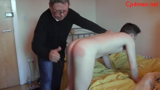 Alex gets spanked in Clean Up Your Room